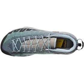 La Sportiva TX2 Zapatillas Mujer, slate/jade green